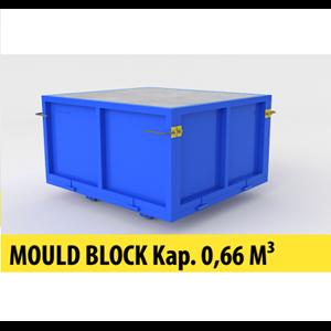 Mould Block kap 0.66 M Kubik