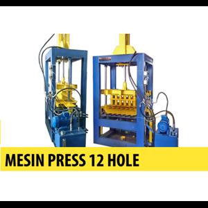 Mesin Press 12 Hole