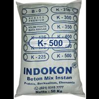 Dari Beton Mix Instan Indokon K-500 0