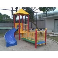 Dari Outdoor Playground Indonesia Minimalis 0