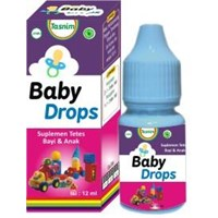 Jual Madu Herbal Tasnim Baby Drops