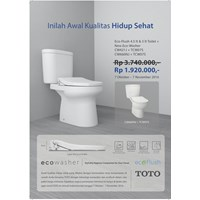 Toto Cw660nj 1,920,000 Promo price of Just this month Alone