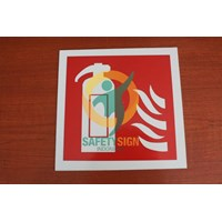 Beli Safety Sign & Rambu K3 - Sign APAR ( Alat Pemadam Api Ringan) 4