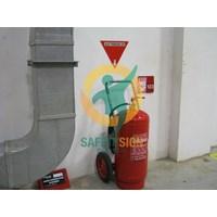 Safety Sign & Rambu K3 - Sign APAR ( Alat Pemadam Api Ringan) Murah 5