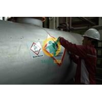Distributor Safety Sign & Rambu K3 - Label Bahan Beracun Dan Berbahaya (B3)  3