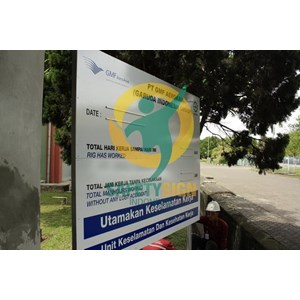 Jual Safety Sign Rambu K3 Harga Murah Bandung oleh PT ...
