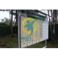 Jual Safety Sign & Rambu K3 - T Card Board