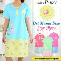 Jual Dress forever star moon mamasize