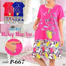Dress forever p 667 bodifit mickey