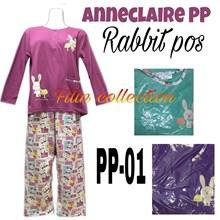 baju tidur panjang anneclaire pp 110