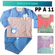Baju tidur panjang anneclaire  PP A11