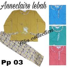 Baju tidur panjang anneclaire  PP 102