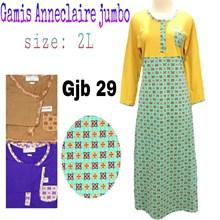 Gamis anneclaire jumbo GJB29