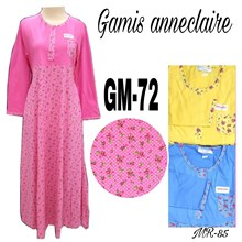 Gamis anneclaire Gm72