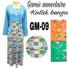 Gamis anneclaire Gm09