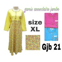Jual Gamis anneclaire jumbo GJB21