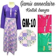 Gamis anneclaire gm10