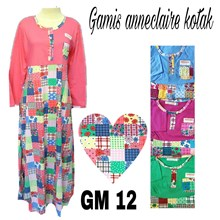 Gamis anneclaire Gm12
