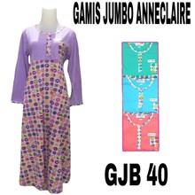Gamis anneclaire jumbo GJB 40 (XL)