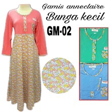Gamis anneclaire Gm02