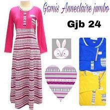 Gamis anneclaire jumbo GJB24