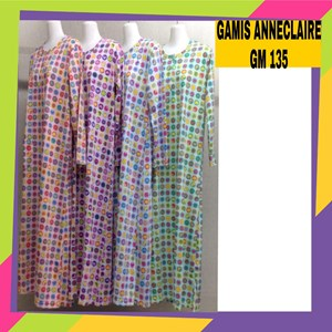 Gamis anneclaire GM 135
