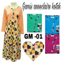 Jual Gamis anneclaire Gm 74