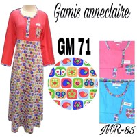 Jual Gamis anneclaire Gm71
