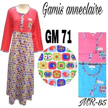 Gamis anneclaire Gm71