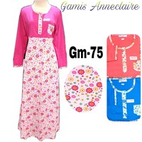 Jual Gamis anneclaire GM-75