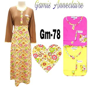 Gamis anneclaire gm 78 (distributor)