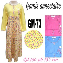 Gamis anneclaire GM 73