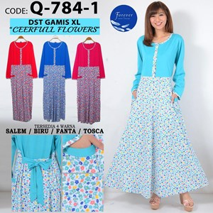 Gamis forever Q 784 XL