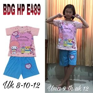 Babydoll hp e 489 8