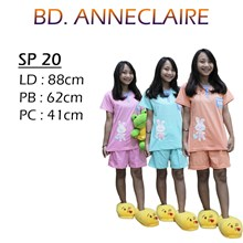 Babydoll Anneclaire SP 20