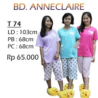 Jual Babydoll Anneclaire T 74