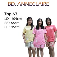 Jual Babydoll Anneclaire THP 63