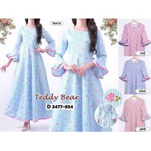 Gamis teddy bear 3477-834 (Distributor)