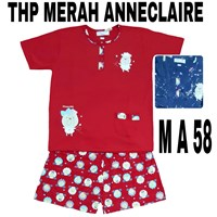 Babydoll Anneclaire THP merah M A 58
