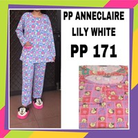 Babydoll Anneclaire lily white PP 171