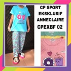 Baju tidur CP sport exclusif anneclaire CPEXBF 02 1