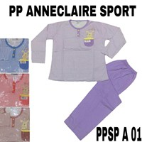 Babydoll Anneclaire panjang PPSP 01 1