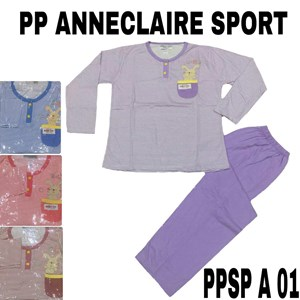 Babydoll Anneclaire panjang PPSP 01