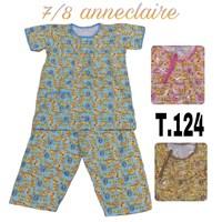 Babydoll Anneclaire Pendek T 124 1