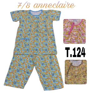 Babydoll Anneclaire Pendek T 124