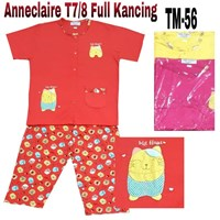 Babydoll Anneclaire full kancingTM 56 1