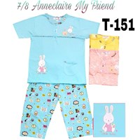 Babydoll 7/8 Anneclaire T 151 1
