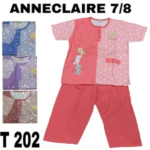 Babydoll 7/8 Anneclaire T 202