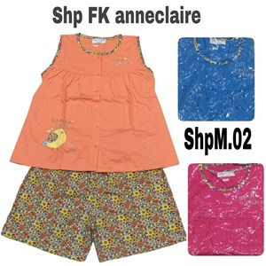 Babydoll Anneclaire SHPM-02 (Distributor)