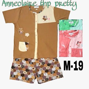 Babydoll Anneclaire THP M-19